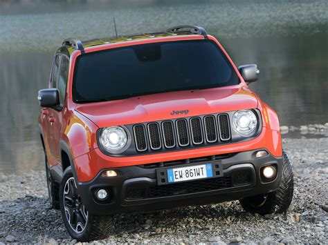 Jeep Renegade Hp by Jeep Renegade 1 4 Multiair2 170 Hp 4x4 Automatic Start Stop