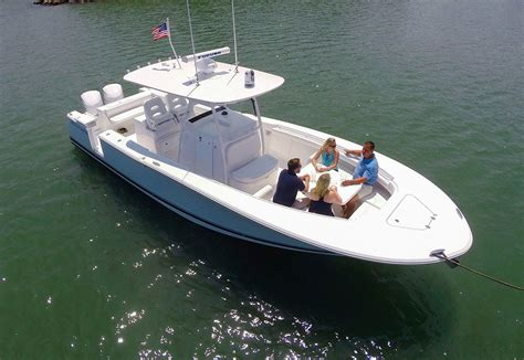 family boats southport 33 fe center console for the fishing family