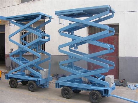 Home Construction And Decoration China Hydraulic Lift China Aerial Work Platform