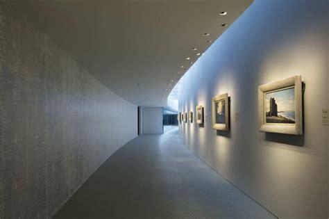 beleuchtung galerie gallery of hoki museum nikken sekkei 19