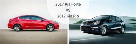 Kia Forte Vs Kia 2017 Kia Forte Vs 2017 Kia