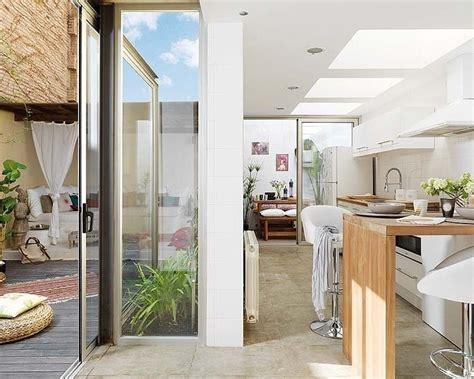 loft design inspiration barcelona barcelona home светлые кухни от белого до беленого дуба дизайн