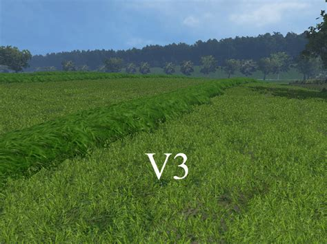 grow ls for weed new grass texture v 3 0 fs15 farming simulator 2017