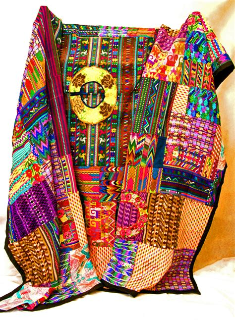 Patchwork Fair - fair trade from guatamala available in king and