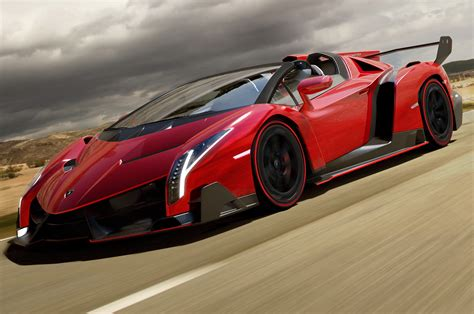 How Much Is The Lamborghini Veneno Roadster Lamborghini Veneno Roadster