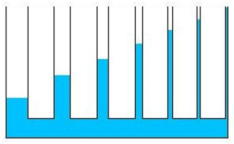 vasi comunicanti fisica capillarit 224