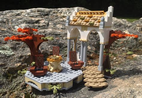 lego lord of the rings the council of elrond review 79006