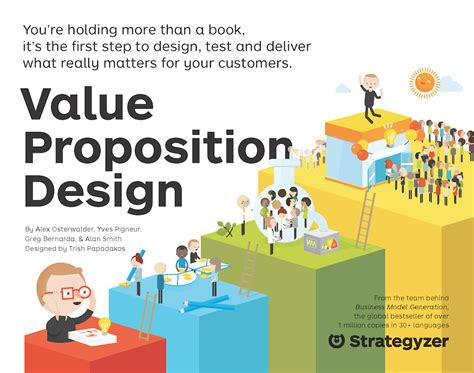 book layout design costs discover value proposition design by alex osterwalder