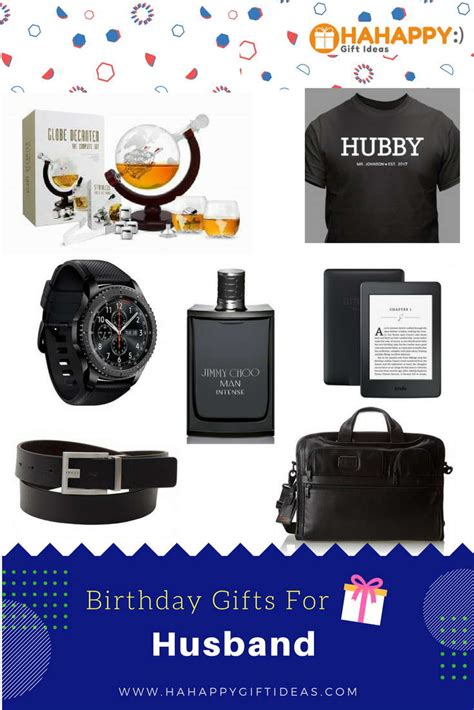 Ee  Unique Ee    Ee  Birthday Ee   Gifts For Husband He Will Love Hahappy