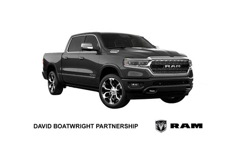 2019 ram limited top specification david boatwright