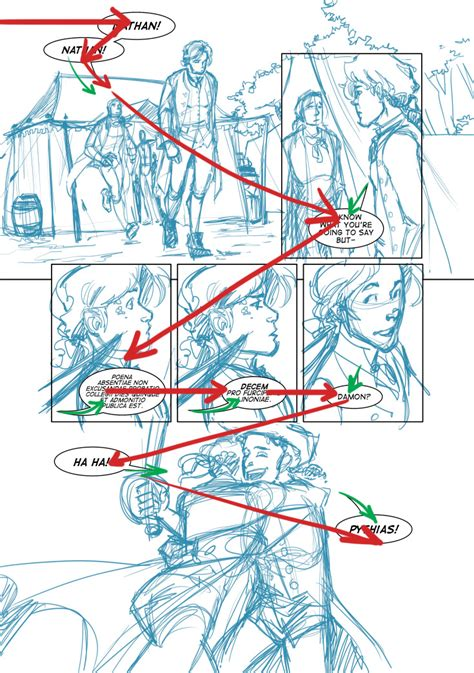 layout artist tutorial comic layout tutorial comic balloons clarity
