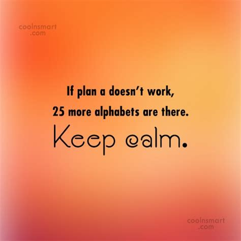 doesn t work if plan a doesn t work 25 more alphabets coolnsmart