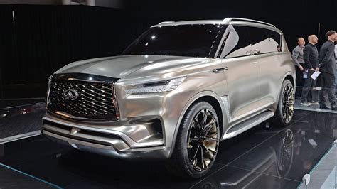 2019 Infiniti Suv Models by 2019 Infiniti Qx80 Front Hd Photos Best Car Release News