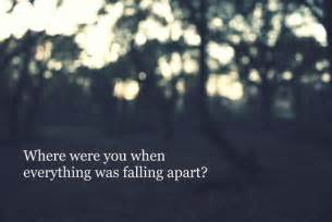 Falling Appart by Udigmi Quotes About Friendships Falling Apart
