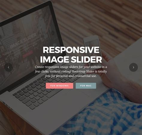 jquery mobile slider 30 free responsive jquery image sliders and slideshows