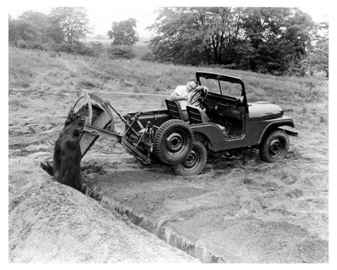 Jeep Pto Jeep Willys Kaiser Pto Attachments Truck Buggy Ideas