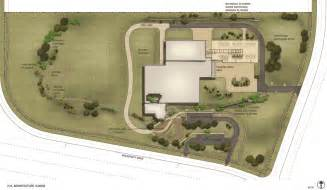 Architectural Site Plan by Renderings Of The Nwsc Facility Ncar Wyoming
