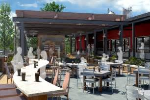 Patio And Deck Furniture New Beer Garden Renderings Founders Brewing Co