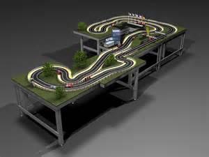Slot Car Lighting Circuits Ho Slot Car Wiring Diagram Twitcane