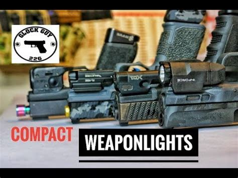 best compact weapon light compact weapon lights which is best for you