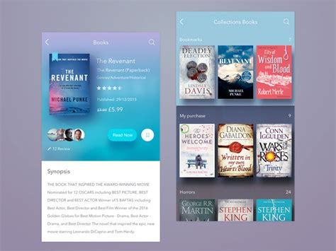 design app book book store app concept sketch freebie download free