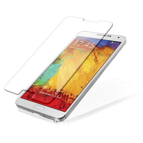 Tempered Glass Note 3 samsung galaxy note 3 tempered glass screen protector