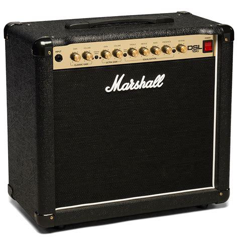 Marshall Mba Types by Marshall Dsl15c 171 E Gitarrenverst 228 Rker