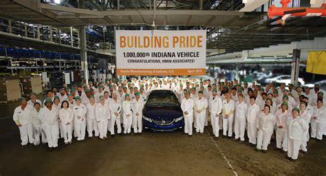 honda of indiana welcome to honda manufacturing of indiana