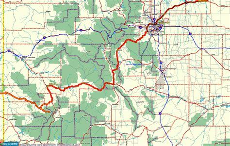 colorado route large
