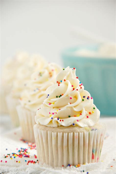 funfetti birthday cake cupcakes ditch that boxed mix