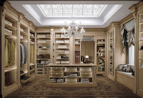 Big Closet Classic by Custom Made Walk In Wardrobe By Faoma