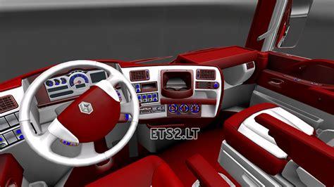 renault truck interior renault magnum interior images