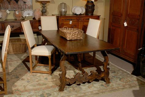 spanish style dining room furniture vintage spanish style dining table at 1stdibs
