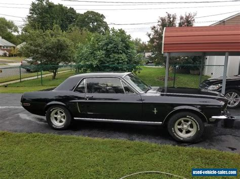 1968 mustangs for sale 1968 ford mustang for sale in the united states