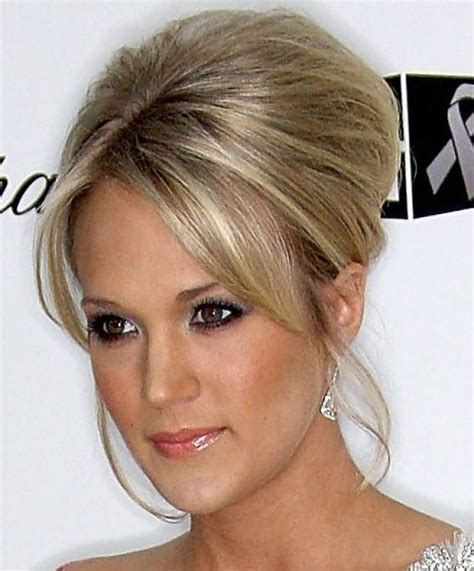 soft updo hairstyles for mothers wedding hair home 187 updo hairstyle 187 carrie underwood