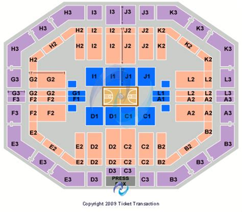 stephen o connell center seating chart sesame live tickets seating chart stephen c o