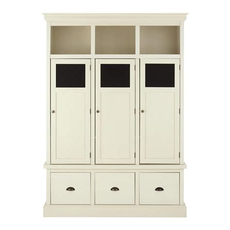 home decorators collection shelton wood storage locker in