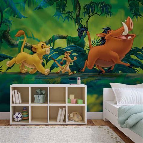 lion king wallpaper for bedroom lion king bedroom wallpapers disney homewallmurals shop