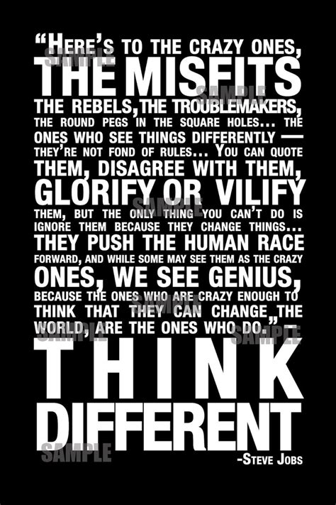 printable steve jobs quotes best quotes from misfits quotesgram