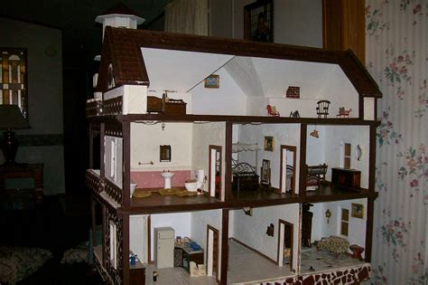 used dolls house antique dollhouse late 1800 s for sale antiques com