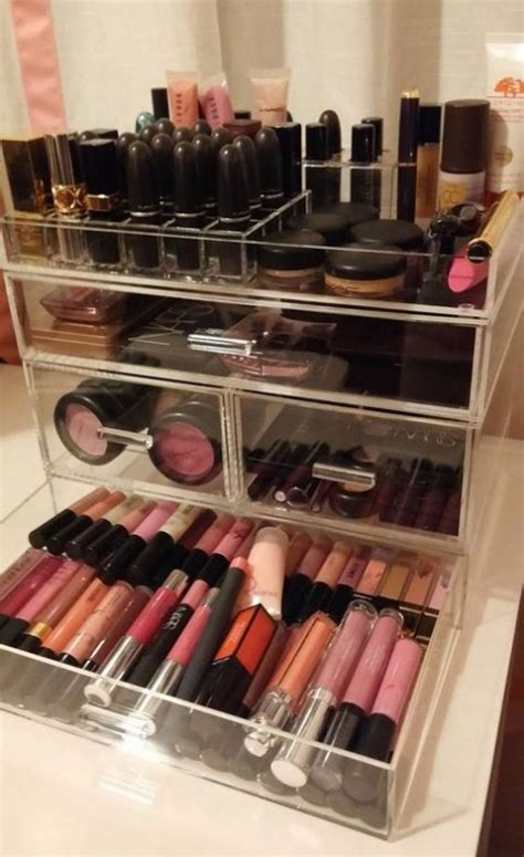 cute  smart makeup storage ideas comfydwellingcom