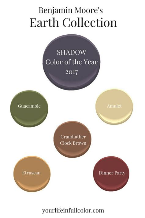 benjamin moore paint colors 2017 9 best quot shadow quot benjamin moore s color of the year 2017