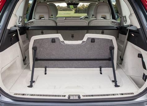 volvo xc trunk capacity  auto suv