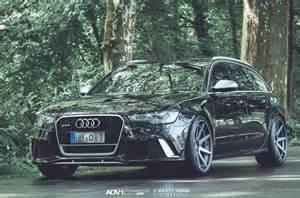 Audi Rs6 Rims Att Tec Audi Rs6 With Adv1 Wheels