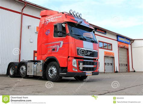 red volvo truck red volvo fh 500 images reverse search