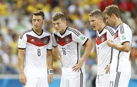 coupe du monde de football 2014 les points n 233 vralgiques de allemagne 2014 br 233 sil