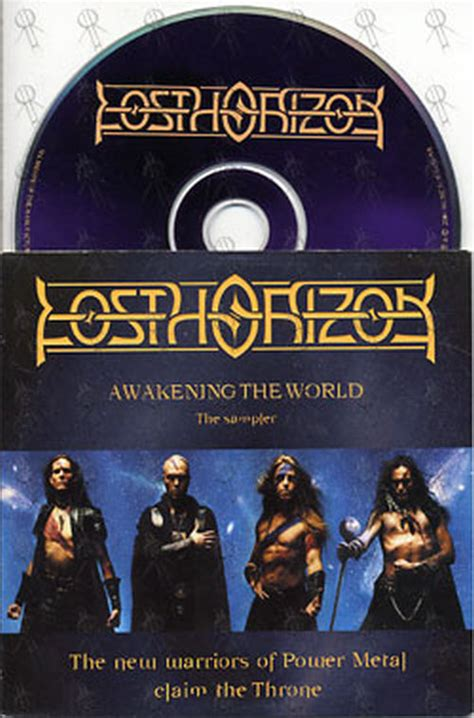 Lost Horizon Awakening The World Usa Cd lost horizon awakening the world cd single ep records