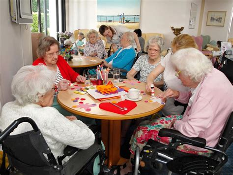image gallery nursing home activities