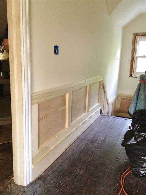 Diy Wainscoting Ideas by High Market 3rd Floor Diy Wainscoting And Trim