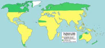 future map of canada maps the world in 2050 4 degrees warmer canadians for